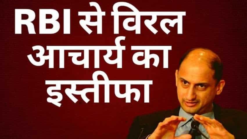 RBI deputy governor Viral Acharya resigns, may return to the US: Sources