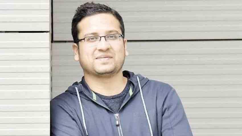 Flipkart co-founder Binny Bansal sells part shares to Walmart for Rs 531 crore