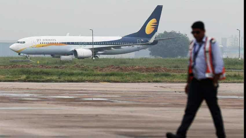 Jet Airways share price climbs 10% more, over 140% rally in last three trading sessions; know why