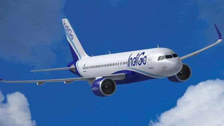 IndiGo Jaipur-bound flight makes emergency landing in Mumbai after oil Leak