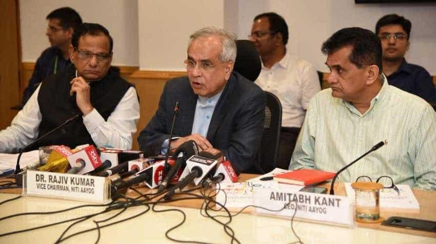 NITI Aayog releases 'Healthy States, Progressive India' report; Kerala, Andhra, Maharashtra rank on top