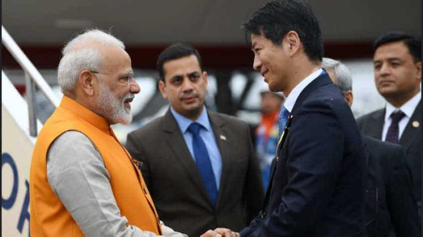 G20 Summit: PM Narendra Modi arrives in Japan to attend plurilateral meetings