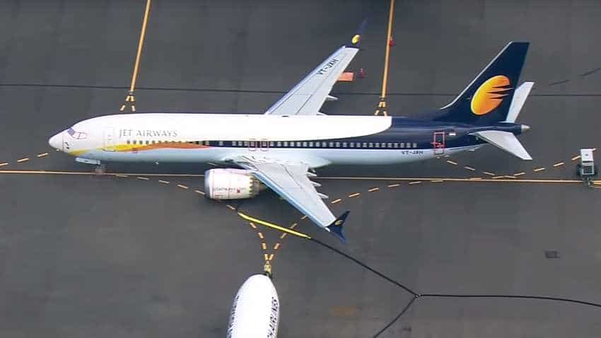 What! Boeing is parking its 737 Max planes in employee car parking lot - Watch videos, images