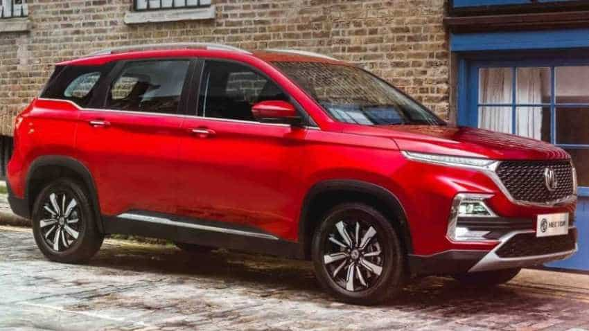 Mg Hector Launched Prices Announced Morris Garages Takes