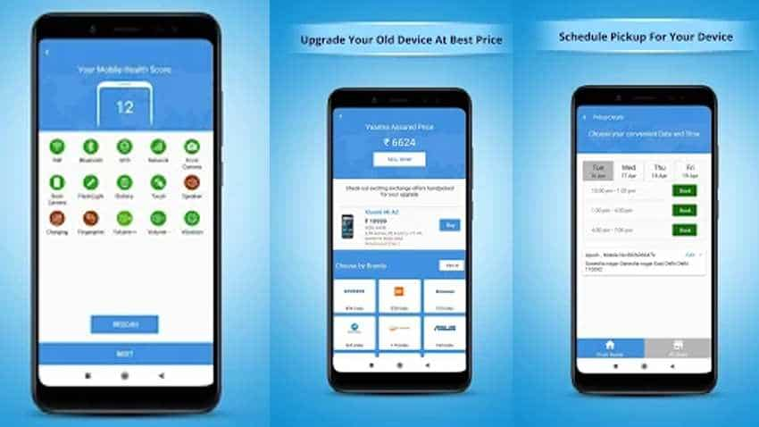 In a first, this app to allow customers to sell, upgrade and exchange their smartphones