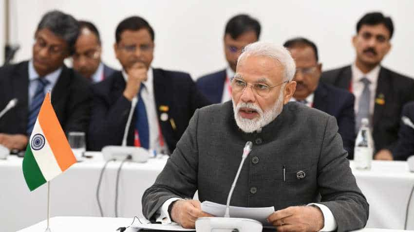 PM Modi says global economy is largely driven by one-sided decisions