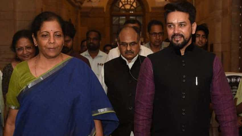 Budget Expectations 2019: What auto sector wants from Nirmala Sitharaman - Check wish list