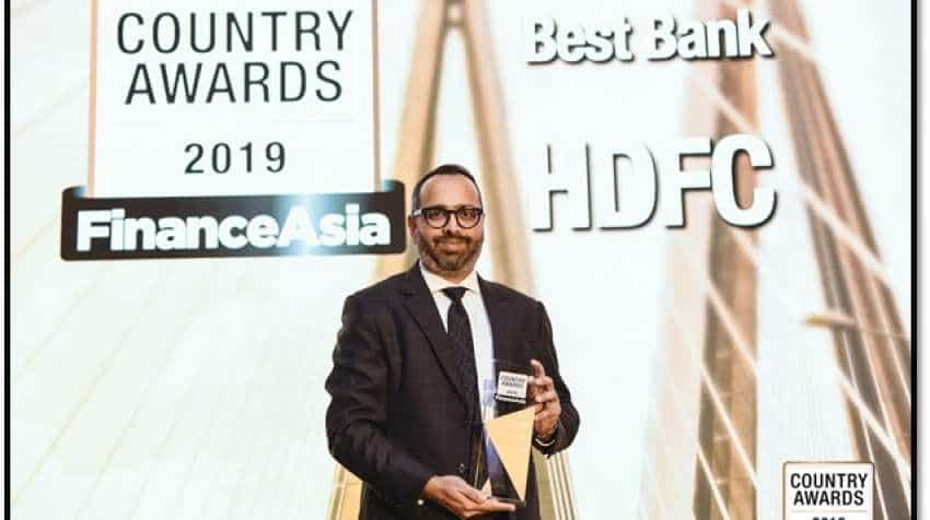HDFC Bank bags the 'Best Bank in India' title by FinanceAsia magazine - expect this big measures in 2019 from the lender