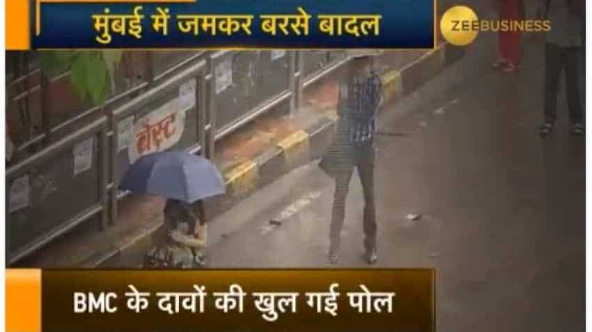 Mumbai rains latest update: Normal life hit, 4 dead, heavy spells expected in Thane