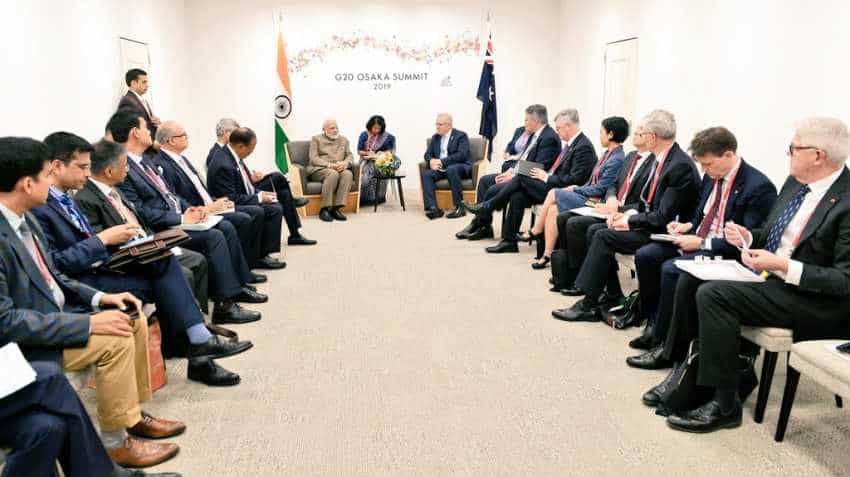 G20 Summit: PM Modi's jam-packed 2-day visit concludes with 6 bilaterals on last day