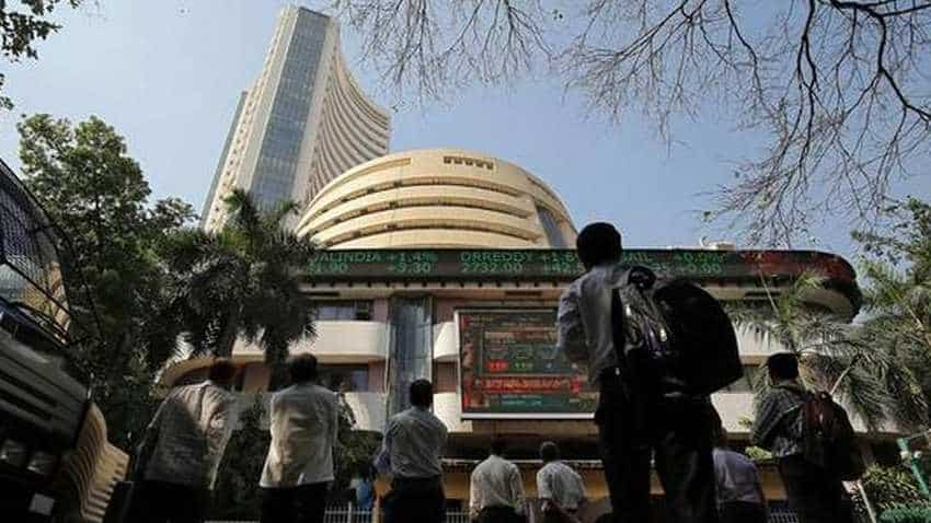 Sensex opens 200 points up, Nifty in green too amid easing tension between US, China