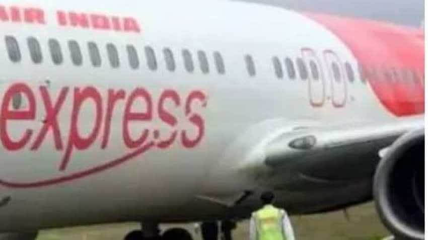 Air India Express plane veers off taxiway, all passengers safe