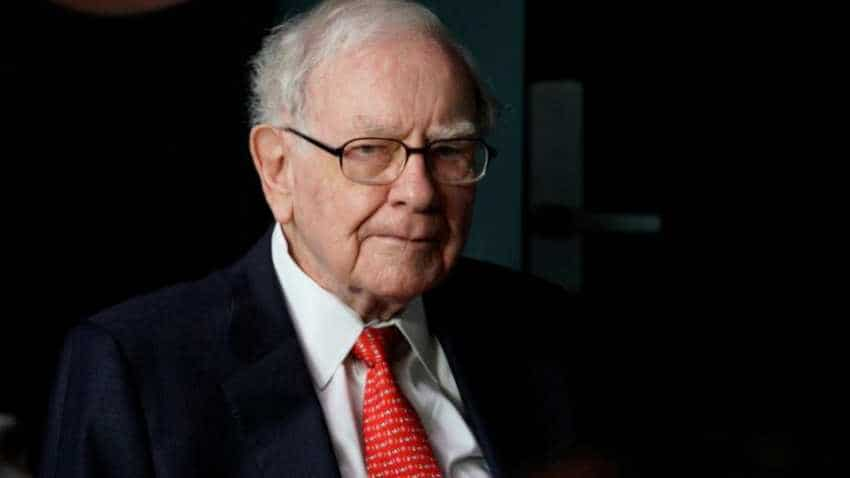 Warren Buffett makes his biggest contribution ever, donates $3.6 billion to five charities
