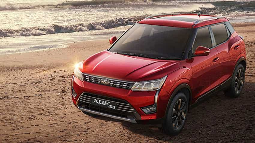 Mahindra XUV 300 AMT version launched - Check features that make this SUV even easier to drive and price too