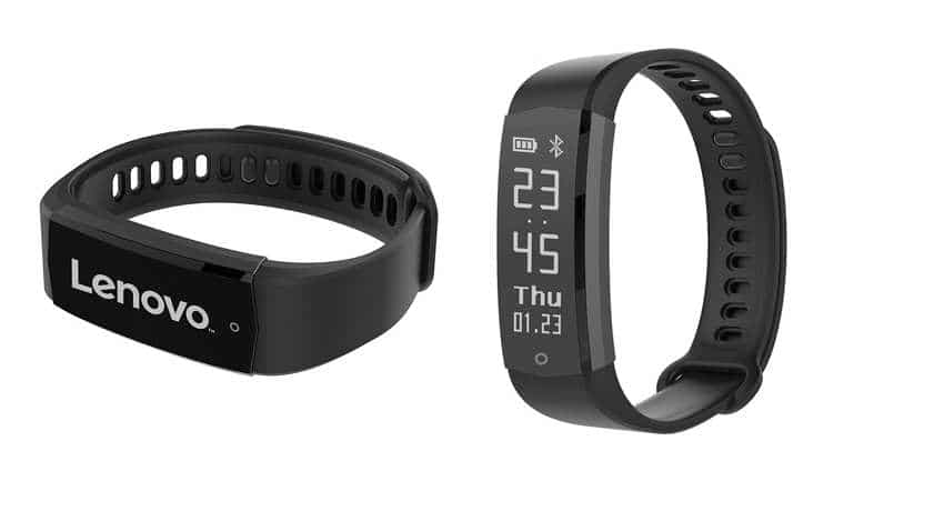 Lenovo Smart Band Cardio 2 launched in India at just Rs 1,499: Check features