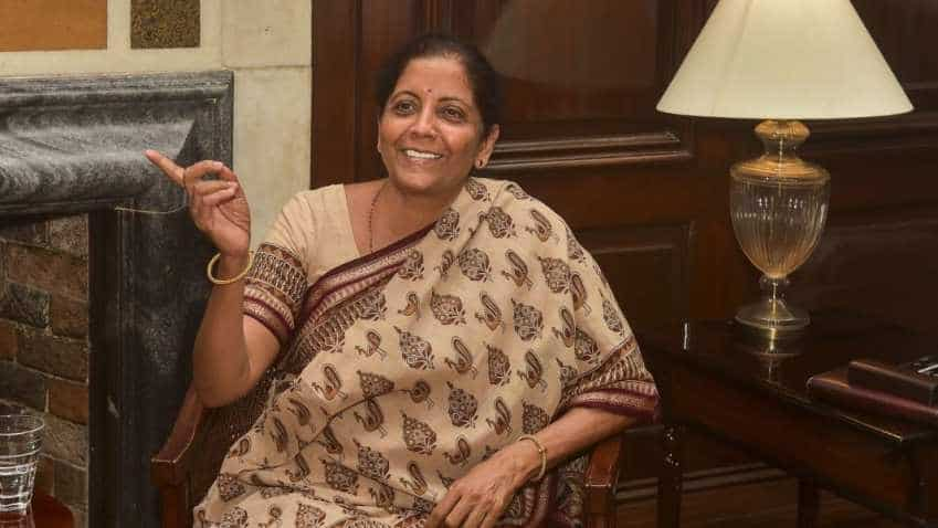 Budget 2019-Disinvestment Target: Nirmala Sitharaman eyes Rs 1.05 lakh crore in FY20 goal