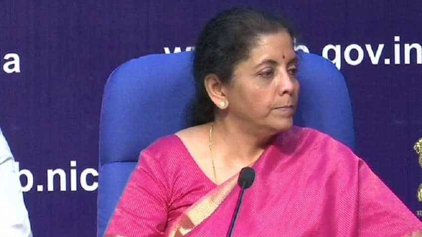 Budget 2019 in just 2 minutes: Top power points made by FM Nirmala Sitharaman