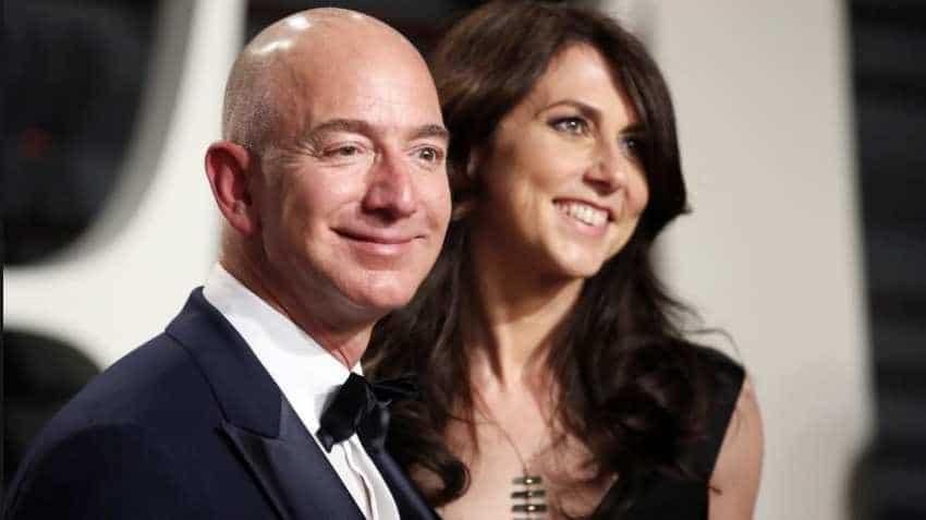 Amazon founder Jeff Bezos' divorce final with $38 billion settlement: Report
