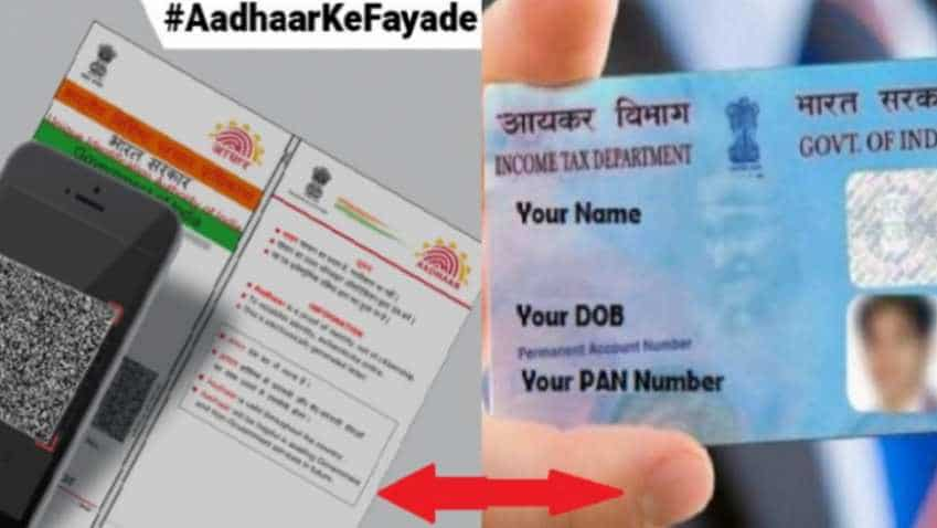 No PAN mandatory for deposit or cash transactions above Rs 50,000, you can use Aadhaar