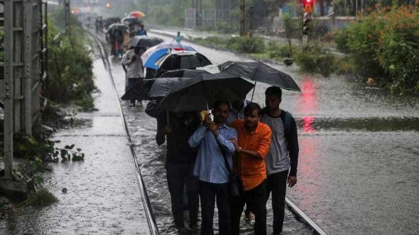 Monsoon mayhem: Travelling in these Maharashtra regions this week? Check weather forecast - From Thane to Mumbai