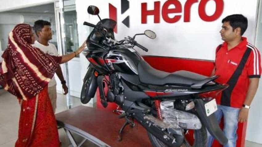 Hero MotoCorp hikes motorcycles and scooters prices; new rates effective from today