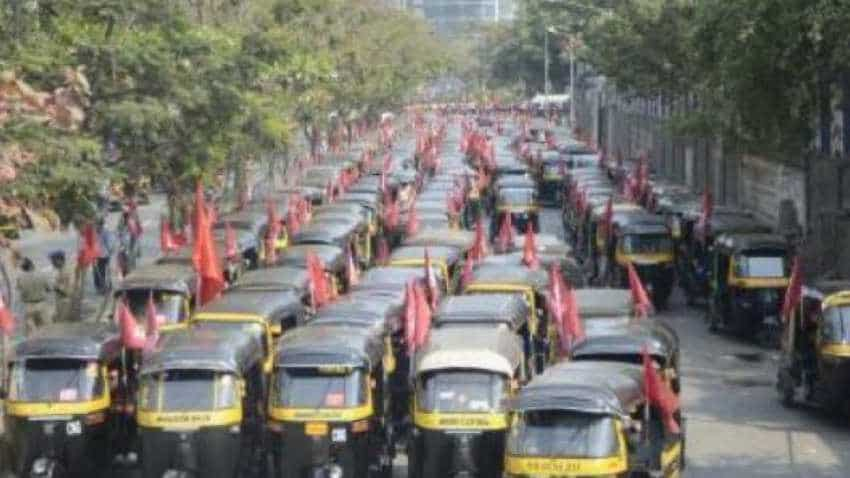 Autorickshaw strike today: Relief for Mumbai, other regions as protest called off; big demand is for fare hike of 4-6 per km, Ola, Uber ban