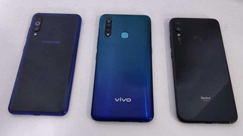 Vivo Z1Pro vs Redmi Note 7 Pro vs Samsung Galaxy M40: Which budget smartphone suits your needs?