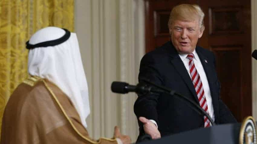 Qatari leader ready to mediate between US, Iran