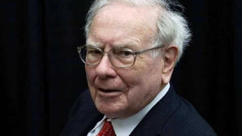 Warren Buffett donates whopping $3.6 billion to charity