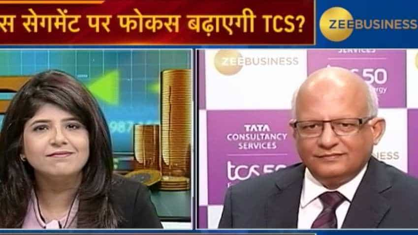 I can't see any reason to change published Margin Aspiration for FY20: NG Subramaniam, TCS