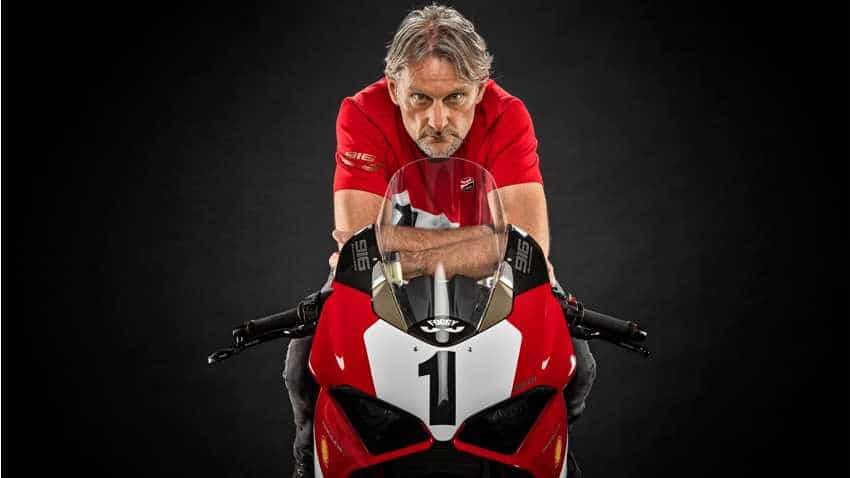 Ducati celebrates 25th anniversary of 916 with limited-edition Panigale V4 - Unveiling and others details