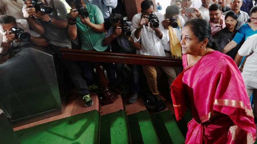Nirmala Sitharaman speaks on two years of GST, Modi 2.0's commitment to keep fiscal deficit at 3.3% of GDP