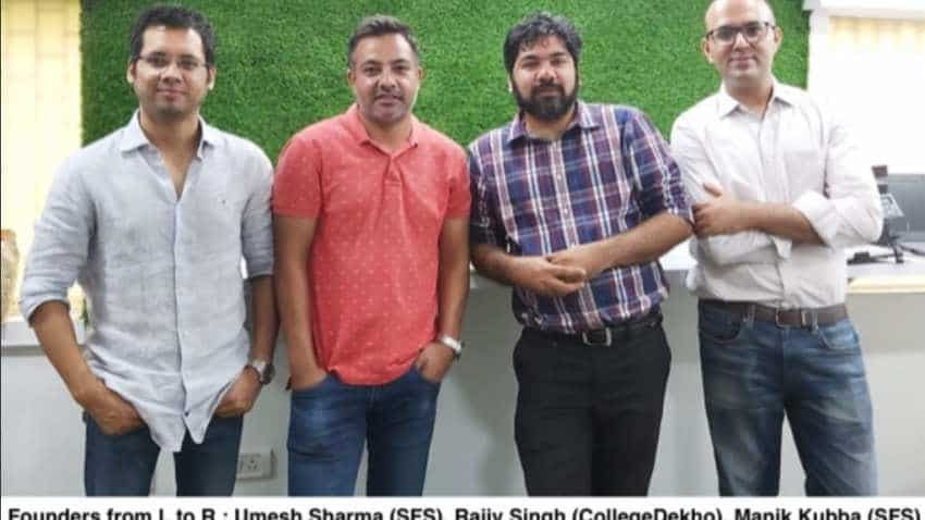 Edu-tech startup CollegeDekho buys Scholarship Facilitation Services for unknow sum