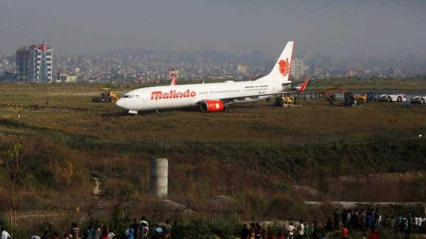 Yeti Airlines' plane skids off runway, flights disrupted at Kathmandu airport