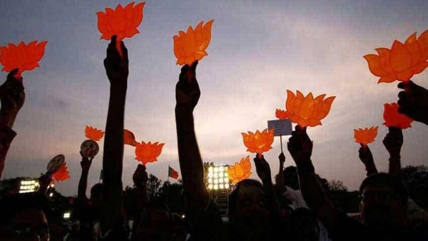 BJP wins 83% of 6,646 seats unopposed in gram panchayat polls in Tripura