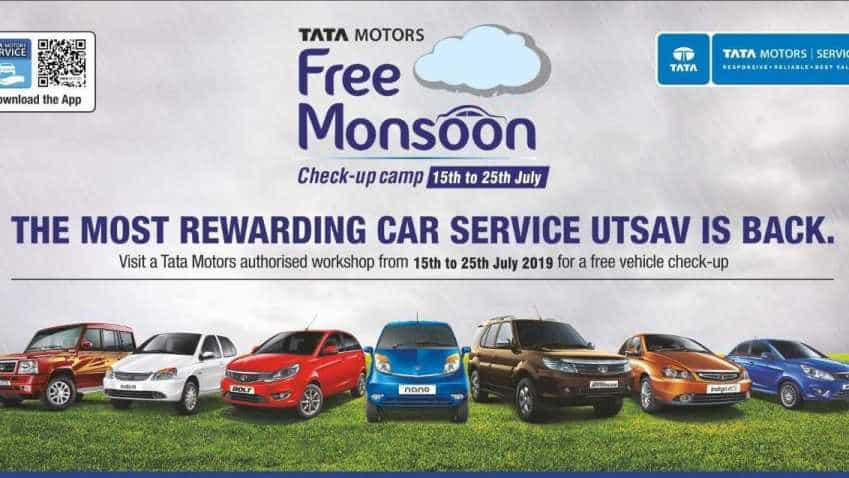 Tata Motors Free Monsoon Check-up Campaign announced; check dates