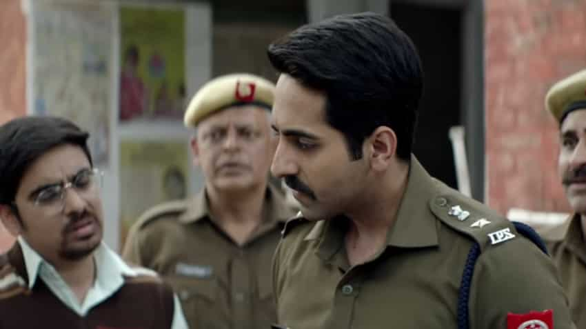 Article 15 Box Office collection: Ayushmann Khurrana's film mints Rs 57.98 at box office
