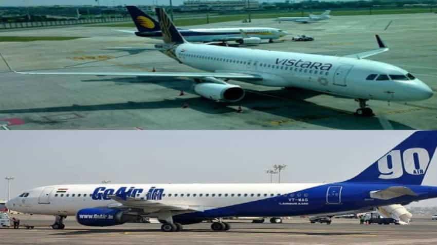Vistara, GoAir, Air India new international flights - Check ticket fares, discounts