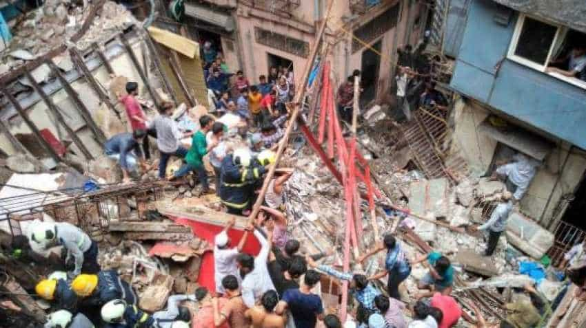 Mumbai building collapse in Dhongri: 12 died, rescue operations underway