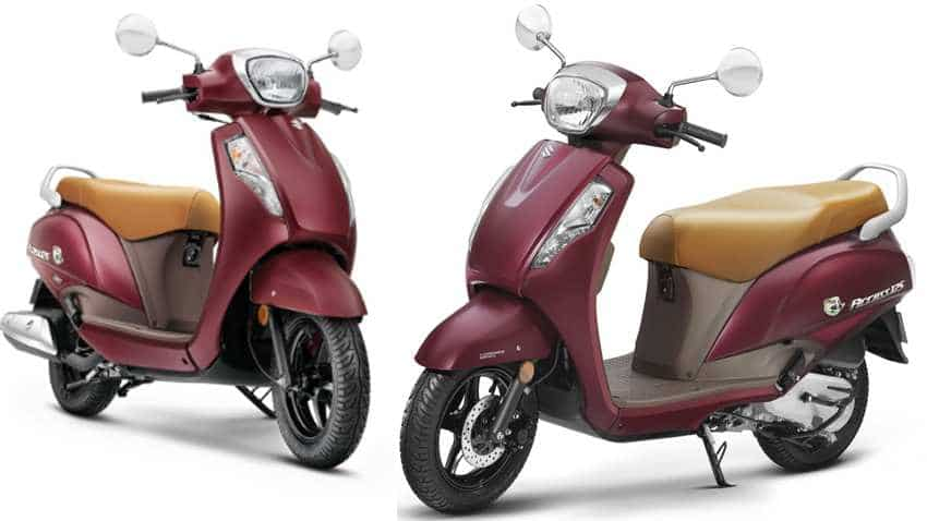 Refreshed version! Suzuki Access 125 Special Edition in Disc Brake variant launched - What's changed? Find out