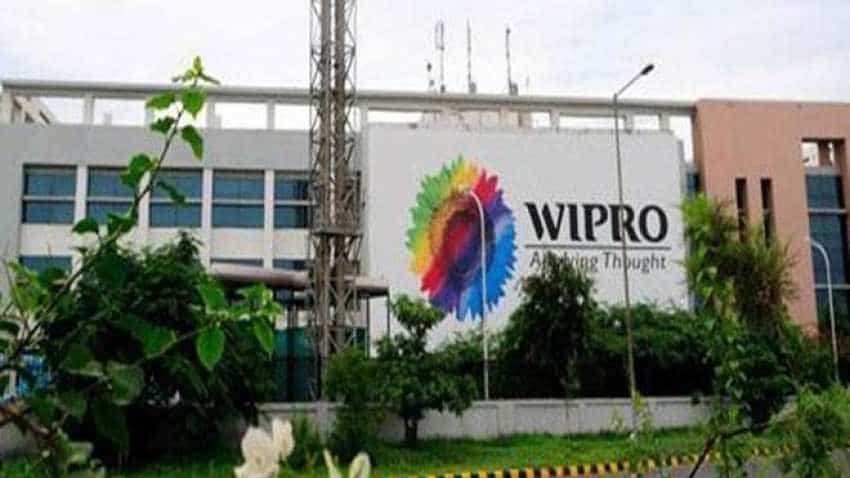 Wipro share price: Stock market experts expect 5% returns in one month