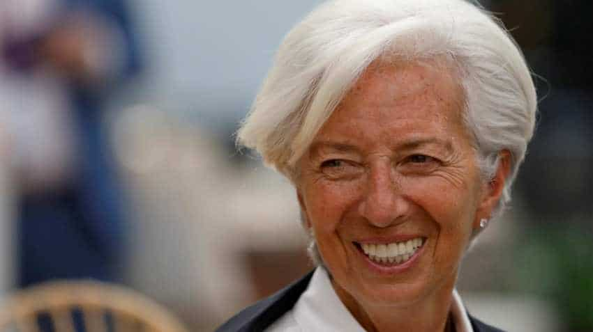 Christine Lagarde resigns as IMF chief