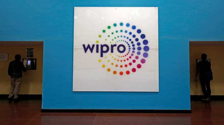 Wipro Q1 PAT soars 13% - sees IT service revenue growth at 2% in Q2FY20