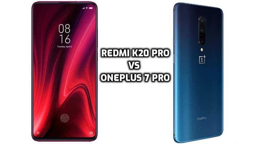 Xiaomi Redmi K20 Pro vs OnePlus 7 Pro: Price, specs