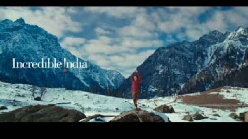 Incredible India 'Find the Incredible You' campaign wins global award for 2019
