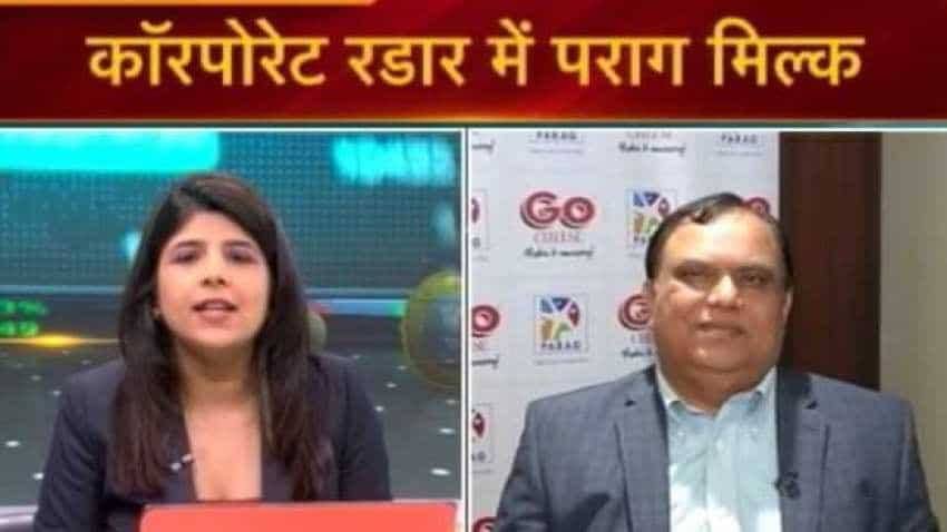 Govardhan is our flagship brand for Cow Ghee: Devendra Shah, Parag Milk