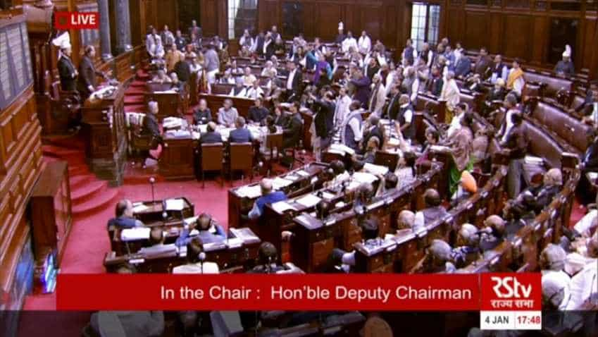 Rajya Sabha passes bills to make India hub of arbitration for settling commercial disputes