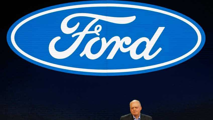 Ford Motor to lay off around 200 workers at Canadian plant