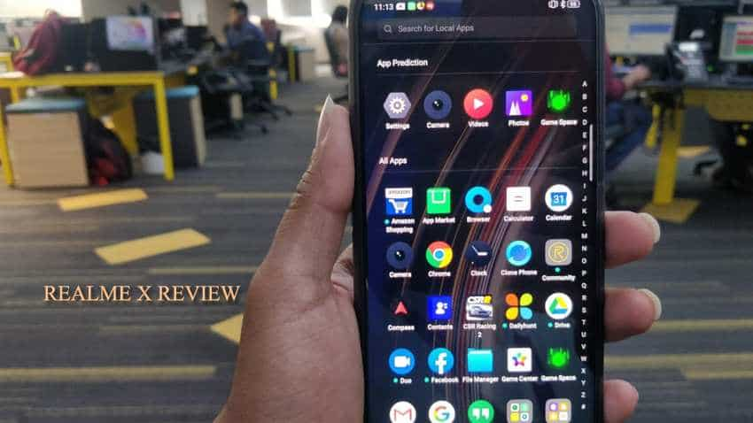 Realme X review: Company delivers on promise, aces first attempt to enter premium segment