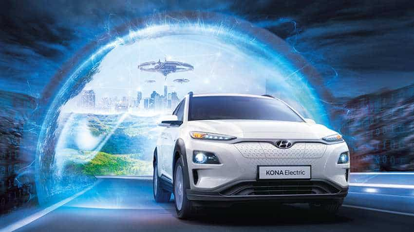 Big feat for Hyundai KONA Electric - India's first long range green SUV!